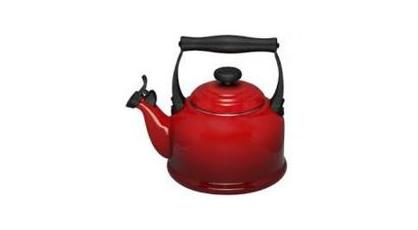 LE CREUSET WATERKETEL TRADITION KERS